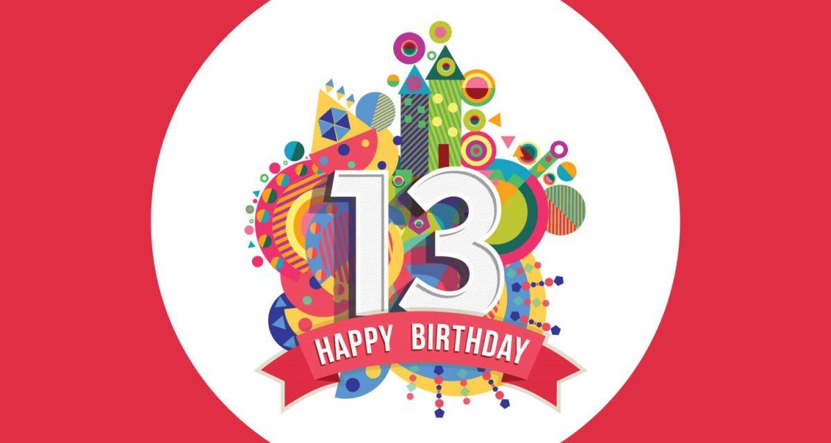 13th Birthday